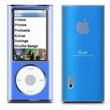 JWIN iLuv Hard Case for iPod nano 5G - Clear MP3 / iPOD Accessories