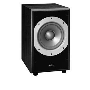 Infinity Primus 8-Inch 150-Watt Powered Subwoofer (Black)