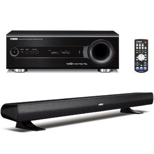 Yamaha YHT-S400BL Home Theater System