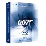 James Bond Blu-ray Collection: Volume One (Dr. No / Die Another Day / Live and Let Die) [Blu-ray]
