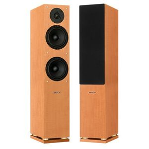 Fluance SXHTBFR High Performance Two-way Floorstanding Main Speakers