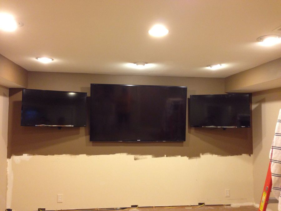 The 3 TVs 