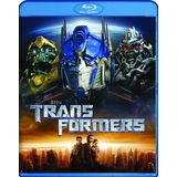 Transformers [Blu-ray]