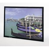 180IN Diag Perm Wall 108X144IN Dmhc Fixed Frame Projection Screen