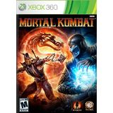 Mortal Kombat Xbox 360 Game Warner Bros. Studios