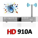 HiMedia HD910A 1080P 3D Android HD Media Player with WiFi RTD1186DD USB3.0 HDMI1.4 Dual OS