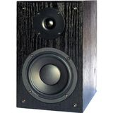 "Azend Group 6 1/2"" 120-Watt 2-Way Bookshelf Speakers"