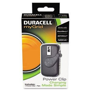 myGrid Power Clip + Tips Kit