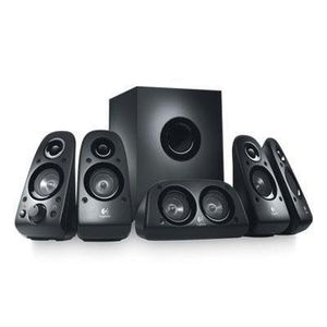 New-Logitech Z506 5.1 Speakers - 980000430