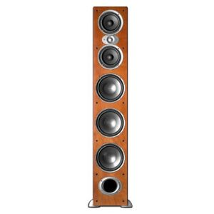Polk Audio RTI A9 Floorstanding Speaker (Single, Cherry)