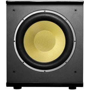 "Bic America Bic Venturi Vk-12 12"", 1000-Watt Kevlar Series Front-Firing Powered Subwoofer (Subwoofers / Speakers)"