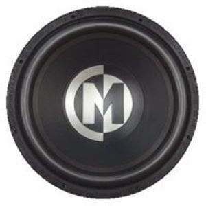 "15-PR10D4V2 - Memphis Power Reference 10"" DVC 4 ohm Subwoofer"