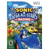 Sega Sonic & All-Stars Racing