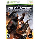 G.I. JOE: The Rise of Cobra Xbox 360 Game EA