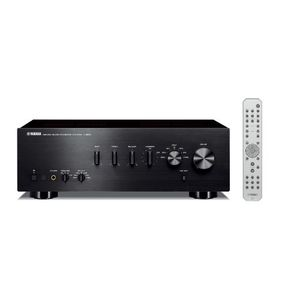 Yamaha A-S500BL Integrated Stereo Home Theater Amplifier (Black)