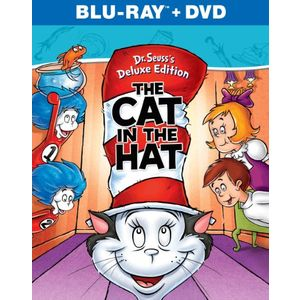 Dr Seuss's Cat in the Hat [Blu-ray]