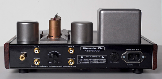 fosgate signature all tube phono preamp avs forum home theater discussions and reviews. Black Bedroom Furniture Sets. Home Design Ideas