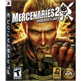 Mercenaries 2 - World in Flames Playstation3 New