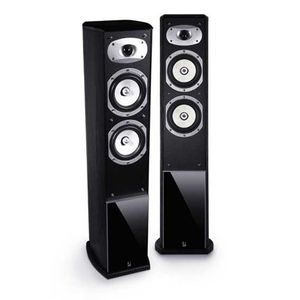 Roth Audio Oli3 Floorstanding Speaker - Black