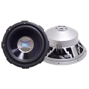 10'' 400 Watt Subwoofer w/Blue LED Dustcap Accent