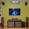 MuaySteve's Home Theater / REC Room