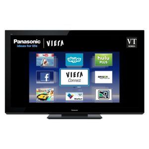 Panasonic VIERA TC-P55VT30 55-inch 1080p 3D Plasma HDTV