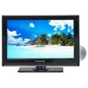 SuperSonic SV-1224 24 inch Widescreen LED HDTV With Built in DVD Player