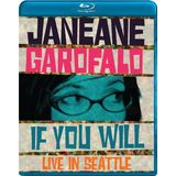 Janeane Garofalo: If You Will - Live in Seattle [Blu-ray]