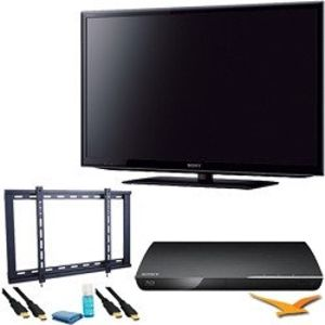Sony KDL55HX750 55 inch 3D Wifi XR 480hz LED HDTV + BDPS590 3D Wifi Blu Ray