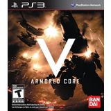 Armored Core V Playstation3 Game NAMCO BANDAI Games