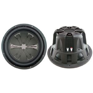 Lanzar OPTSW104 OPTI SCION 10-Inch 800 Watt High Power Subwoofer