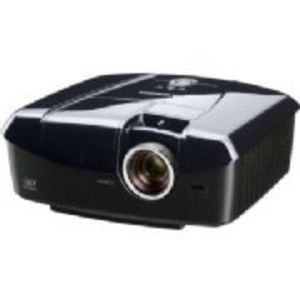 MITSUBISHI HC8000DBL DLP 3D Home Theater Projector with Spare Lamp (1300 ANSI) 12.6 LBS