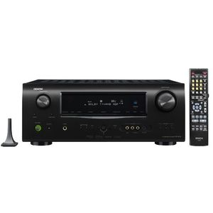 Denon AVR1610 5.1-Channel Home Theater Receiver with 1080p HDMI Connectivity