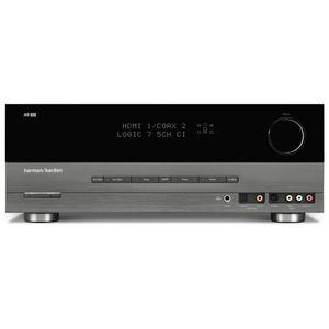 Harman Kardon AVR-154 5x30W 5.1-Channel Home Theater Receiver