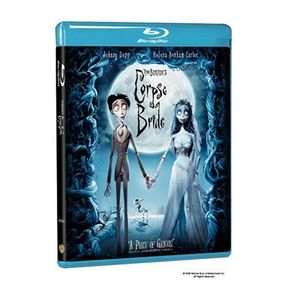 Tim Burton's Corpse Bride [Blu-ray]