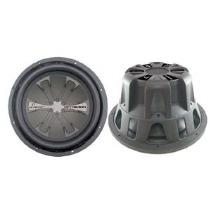Lanzar OPTSW10D Opti Scion 10-Inch 800 Watt High Power Dual Voice Coil Subwoofer