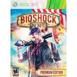 BioShock Infinite Premium Edition Xbox 360 Game 2K Games