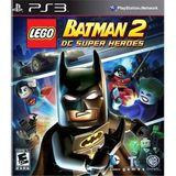 LEGO Batman 2 Super Heroes