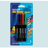 Maxell CD/DVD Disc Marking Pens (190706)