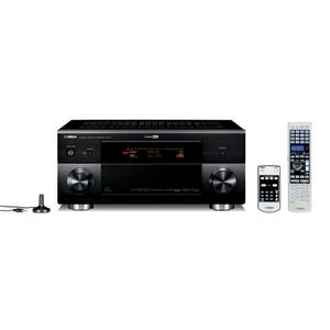 Yamaha RX-Z7BL 7.1-Channel High-End Network Home Theater Receiver