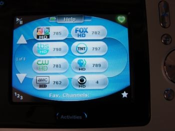 Harmony 1000 Favorite Channel Icons - AVS Forum | Home