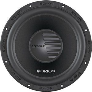 Orion Cobalt Series 10 Inch 400-Watt Subwoofer - ORN CO104S