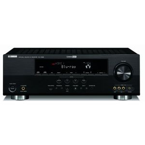 Yamaha RX-V665BL 630 Watt 7-Channel Home Theater Receiver