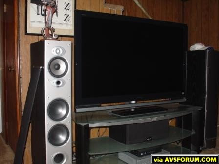 "SONY 52"" W4100