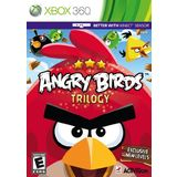 Angry Birds Trilogy Xbox 360 Game Activision