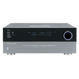 Harmon Kardon AVR 430 7.1-Channel Audio/Video Surround Receiver