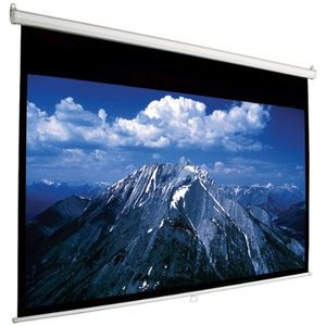 ACCUSCREEN 800014 92inch HDTV MANUAL SCREENS WITH BALANCED VIEW