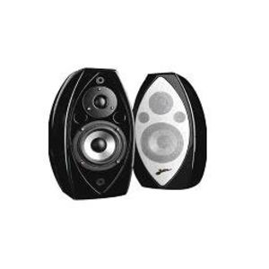 Jaton Lyra HD-410M Pair Bookshelf Surround Sound Speaker