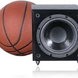 Pinnacle Speakers Baby Boomer Dual (2) 8-Inch 600 Watt Powered Side Firing Subwoofer (Black)