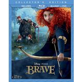 Brave (Three-Disc Collector's Edition)